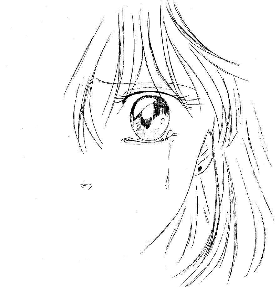 Manga Dessin Couple Triste Dessin De Manga